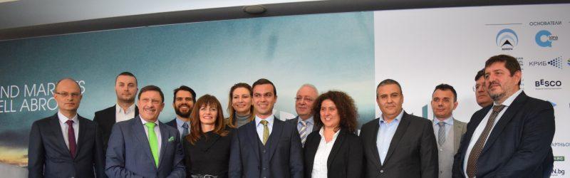 12 частни и публични организации положиха основите на Експортен хъб България, който ще помага на българския бизнес да стъпи на чужди пазари